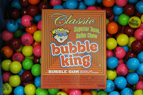 Bubble King Gum Bulk (850ct)