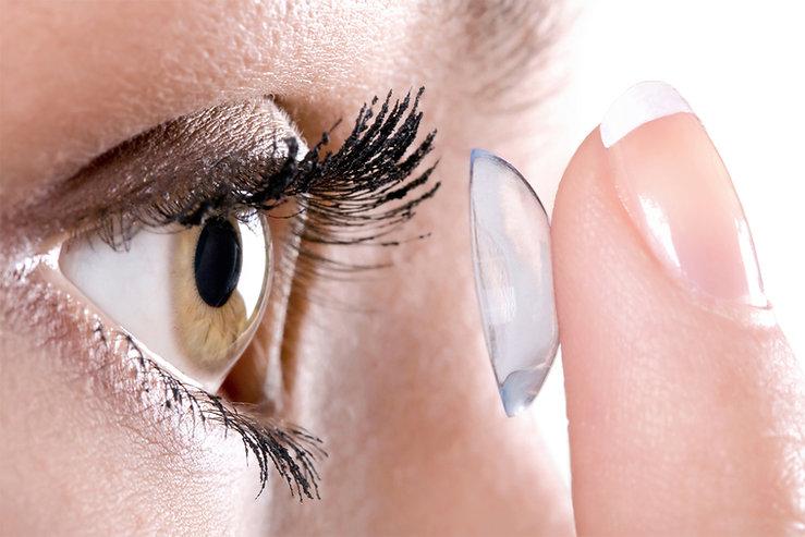 Contact Lens Fitting | Optometry | Stoney Creek | Eye Exam
