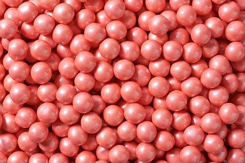 Shimmer Sixlets Bulk - Coral