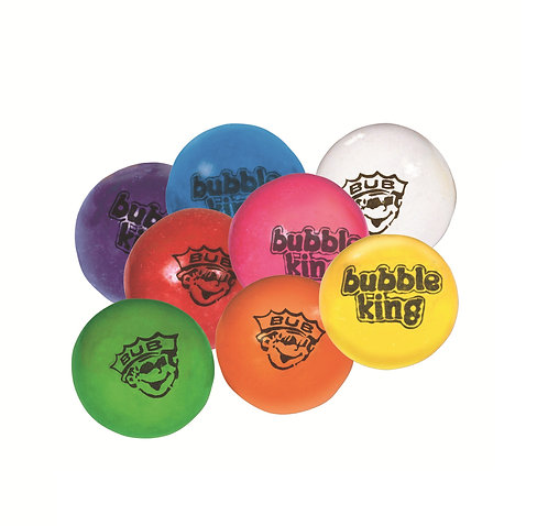 Bubble King Gum Assorted (1080ct)