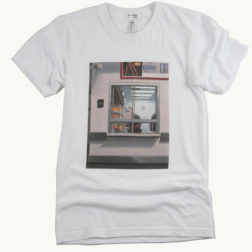 Pizza Walk-Up Window T Shirt
