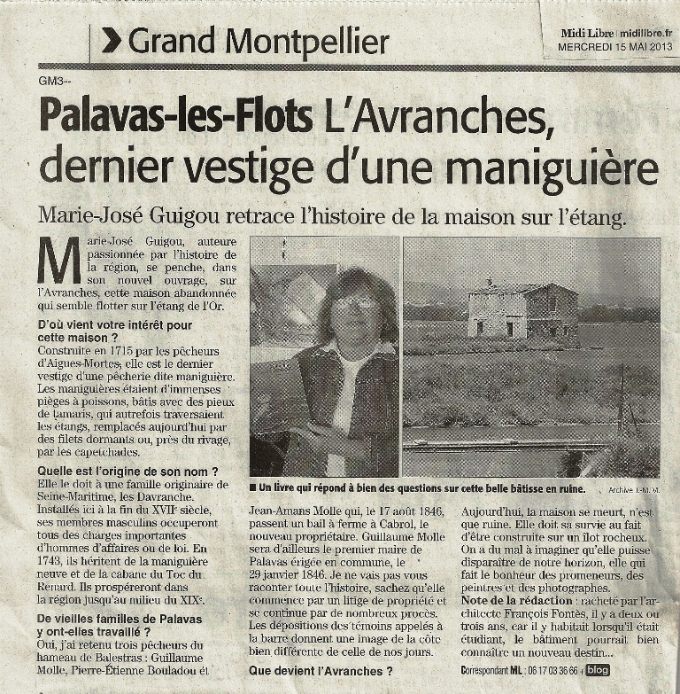 Midi Libre - l'Avranches 17-05-2013 web.