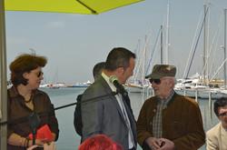 Salon du livre -avec Charles Aznavour Gr