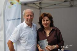 Yves Paccalet et Elsa Schellhase-Monteir
