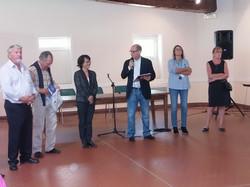 Salon de Bouillargues, lancement du livr
