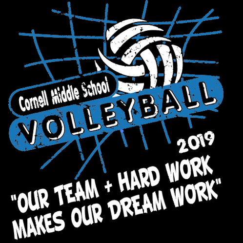 Cornell Middle School Volleyball
