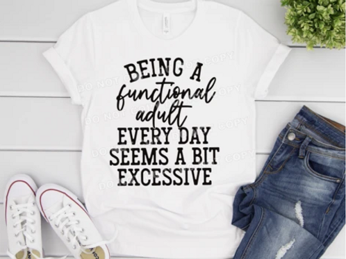 Functional Adult