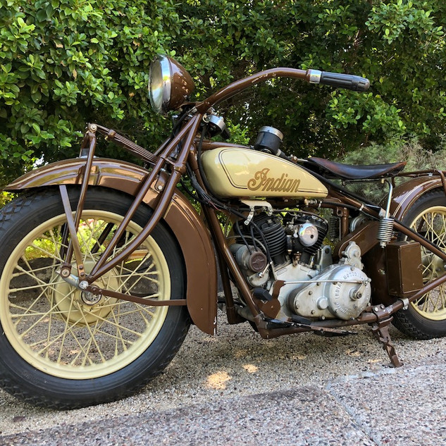 1931 Indian 101 Scout