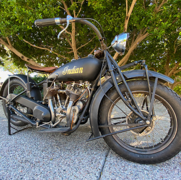 1930 Indian Chief