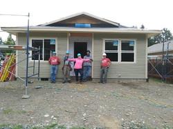 Habitat Faith Build