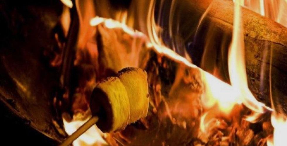 Marshmallow Fireside (BBW Type)