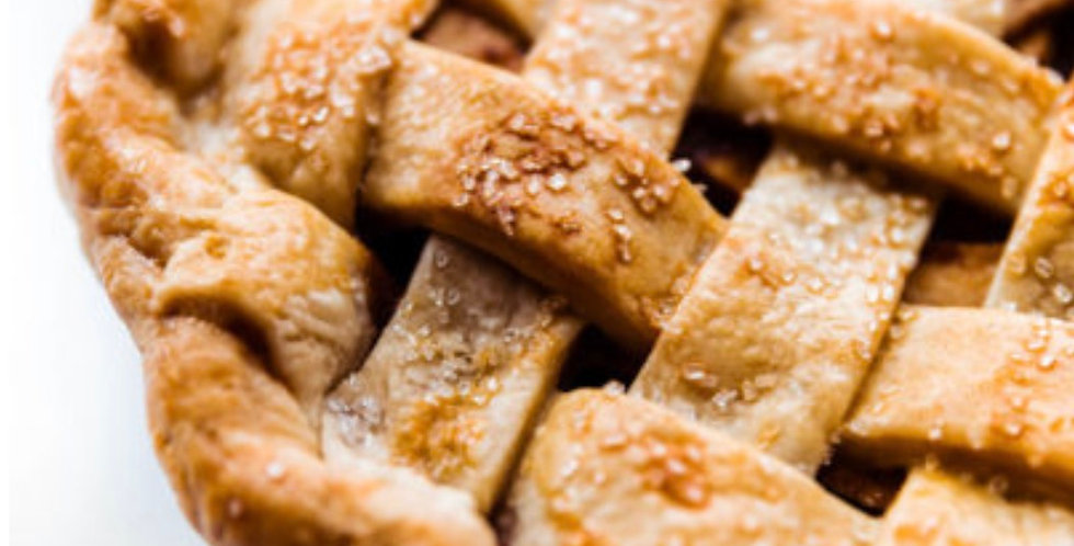 Baked Pie Crust