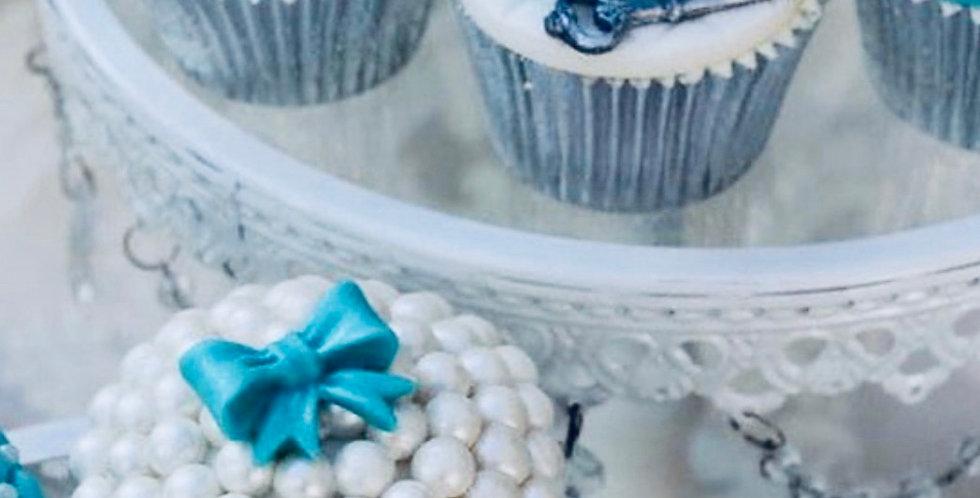 Cupcakes at Tiffanys