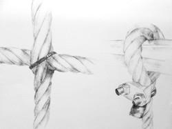 Skizze Seilbefestigung