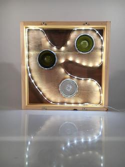 Prototyp Degustationsbar, Design