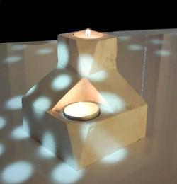 Kerzenständer von Isabelle Büchi