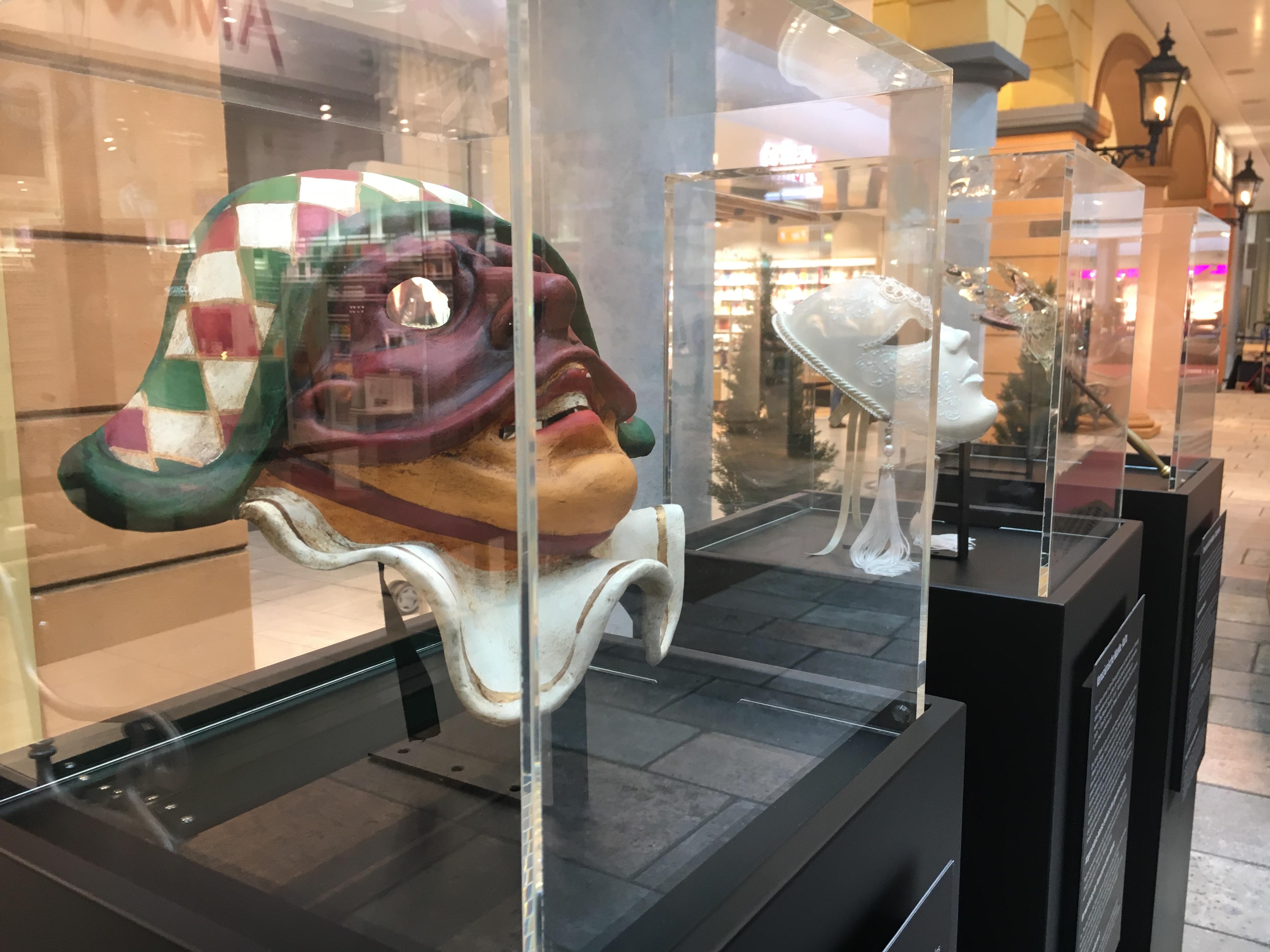 Ausstellung Dolce Vita Glattzentrum
