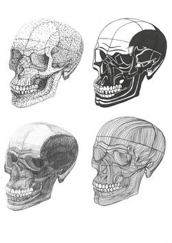 Verschiedene Darstellungstechniken