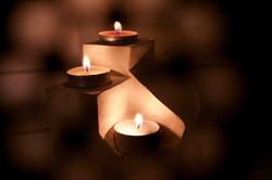 Kerzenständer von Vivienne Lips