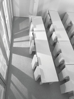 Lichtdesign Aula