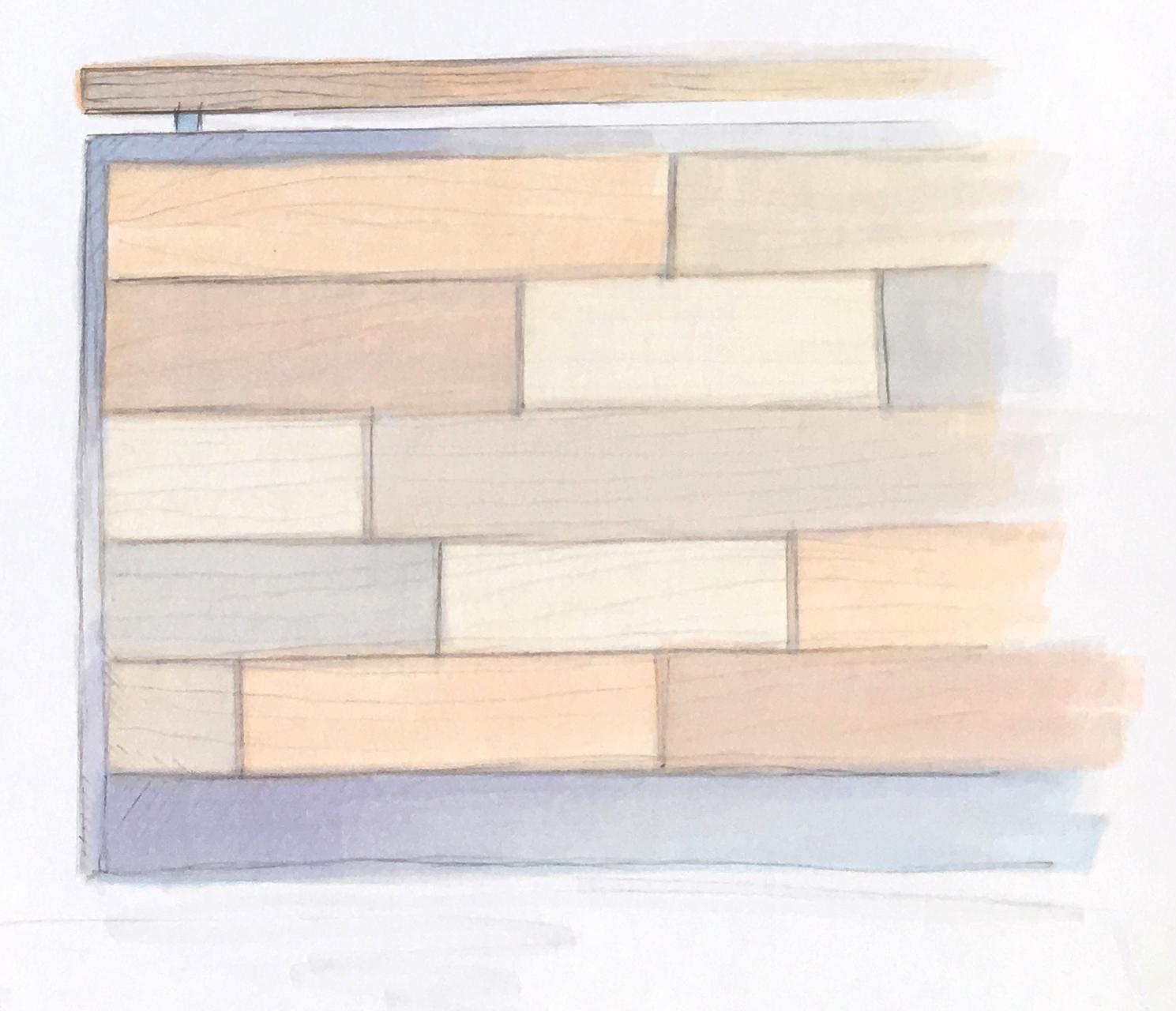 Entwurf Bardesign Degustationsbar