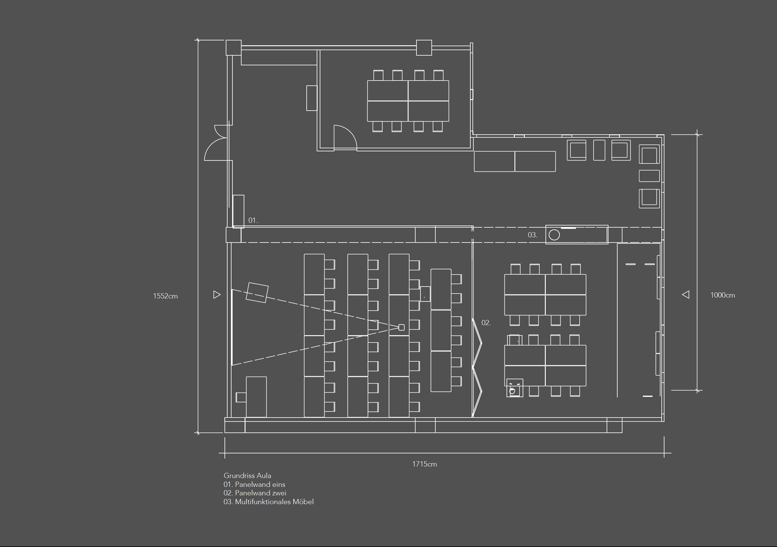 Plan Aula