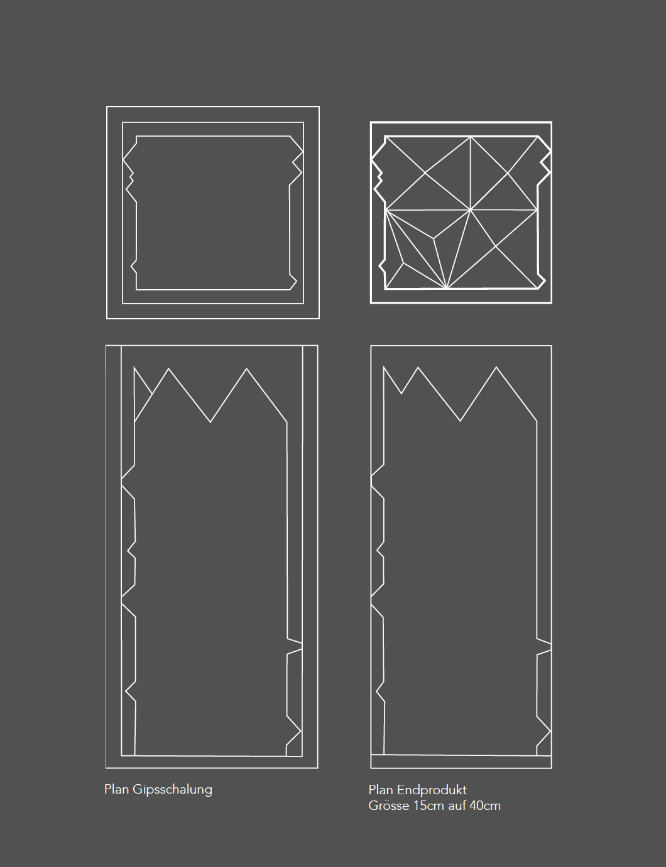 Detailplan, Raumdesign Schatten/Lich