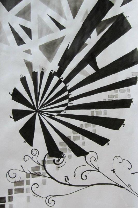 Formen und Muster