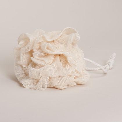 Plastic Free Bath & Shower Pouf