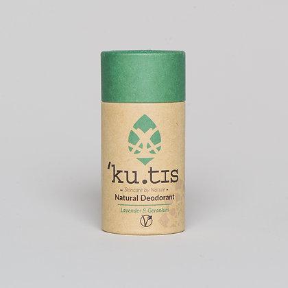 Ku.tis vegan deodorant lavender & geranium