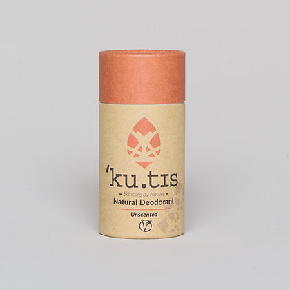Ku.tis vegan fragrance free deodorant