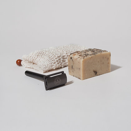 Zero Waste Shaving Kit