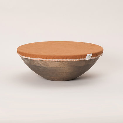 Washable Bowl Cover- Mustard
