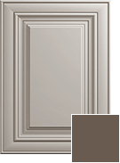 Casa Blanca Antique White-Mocha-Glaze