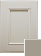 Yorkshire Linen Cappuccino Taupe Glaze