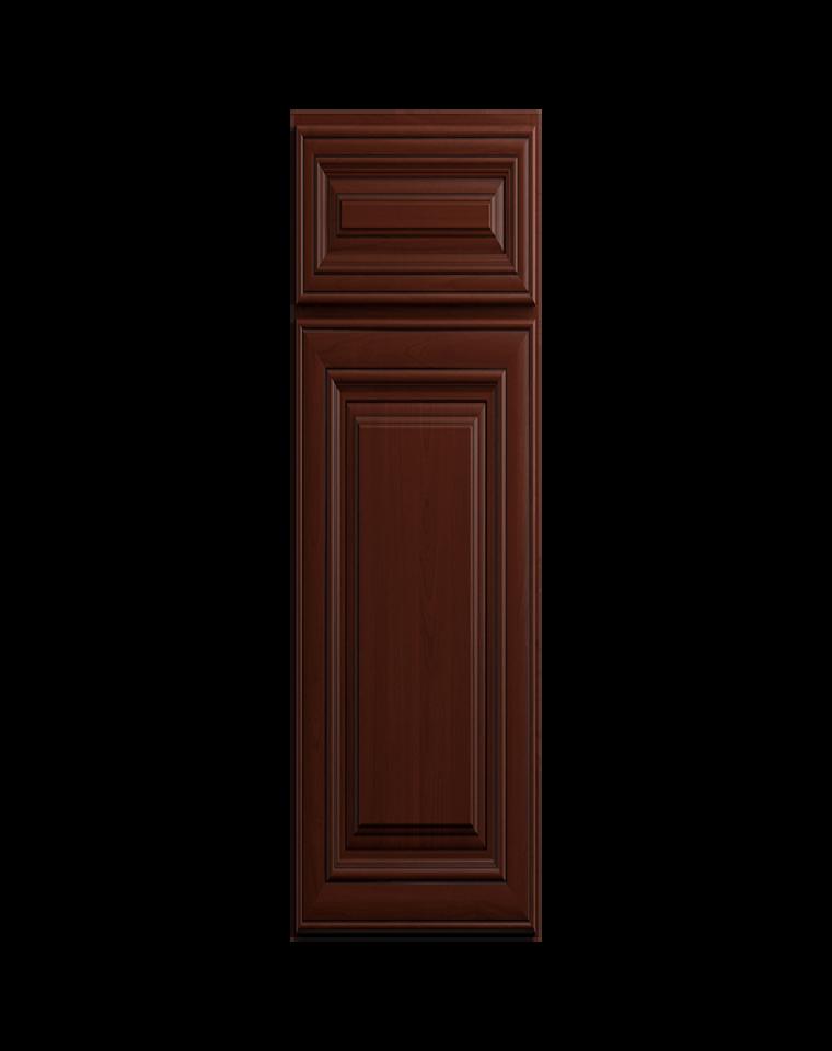 Casa Blanca cherry door