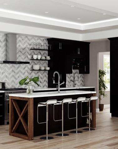 Epresso Shaker Kitchen