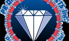 "P.R. Diamond 10"" Tile Saw CONTINUOUS RIM BLADE"