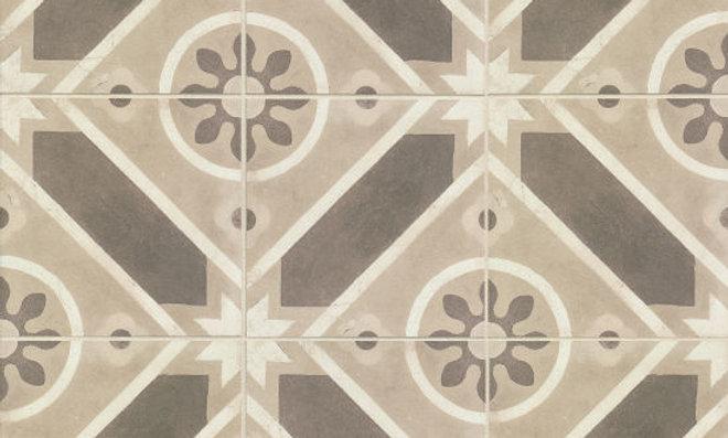 """Bedrosians Enchante 8"""" x 8"""" Floor & Wall Tile in Splendid"""