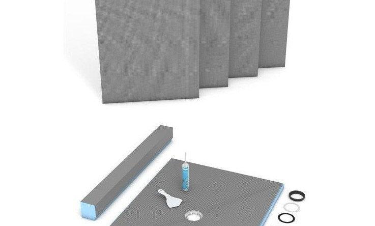 Wedi Complete Kit