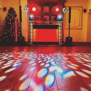Christmas Party, Stanton Manor