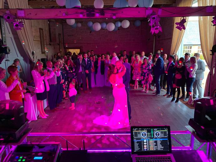 Wedding at Ashley Wood Farm