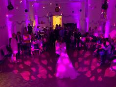 Wedding at Hilperton Village Hall