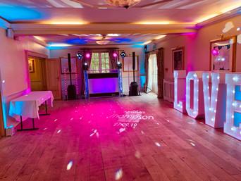 Wedding, Leigh Park Hotel