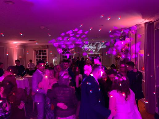 Wedding at Bishopstrow House