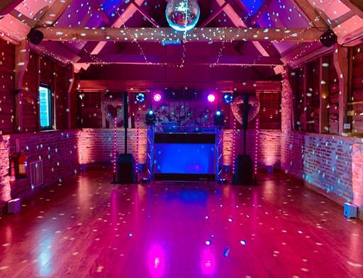 Wedding, Wellington Barn