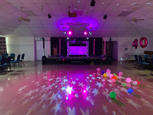 Birthday Party, Melksham