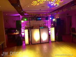 JW Disco - Moonraker Hotel