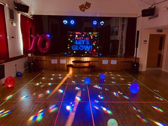 UV Birthday Party, Bratton