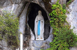 Lourdes Pilgrimage Site